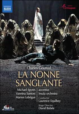 Michael Spyres 샤를 구노: 오페라 '피묻은 수녀' (Charles Gounod: La Nonne sanglante)