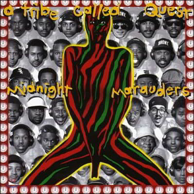 A Tribe Called Quest (어 트라이브 콜드 퀘스트) - Midnight Marauders