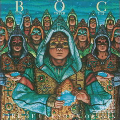 Blue Oyster Cult (블루 오이스터 컬트) - Fire Of Unknown Origin