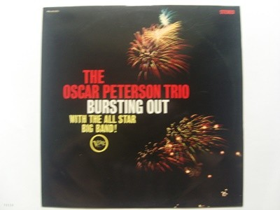 LP(수입) 오스카 피터슨 트리오 The Oscar Peterson Trio: Bursting Out