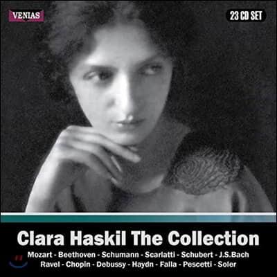 클라라 하스킬 컬렉션 (Clara Haskil The Collection)