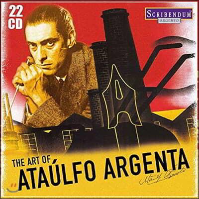 아타울포 아르헨타 명연주 모음집 (The Art of Ataulfo Argenta)