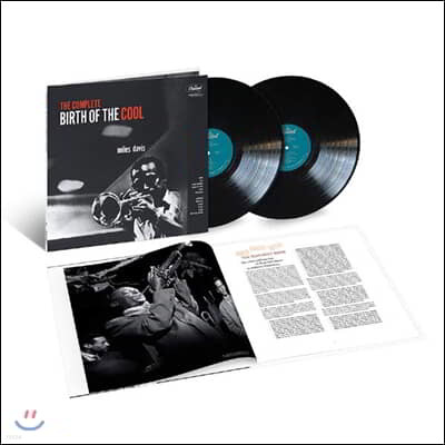 Miles Davis (마일즈 데이비스) - The Complete Birth Of The Cool [2LP]