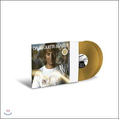 David Guetta (데이비드 게타) - Guetta Blaster [골드 컬러 2LP]