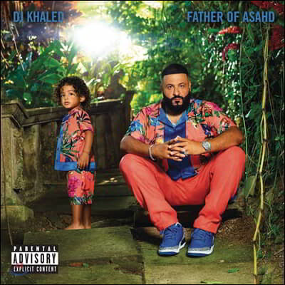 DJ Khaled (DJ 칼리드) - Father Of Asahd