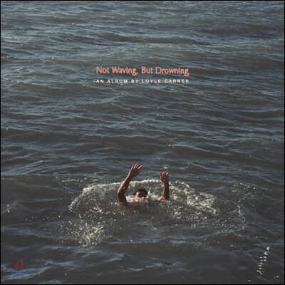 Loyle Carner (로일 카너) - Not Waving, But Drowning [LP]
