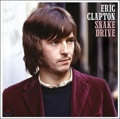 Eric Clapton (에릭 클랩튼) - Snake Drive [LP]