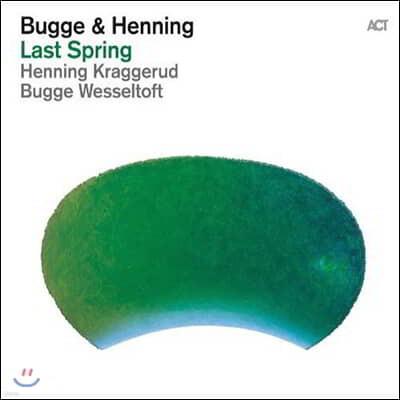 Bugge Wesseltoft & Henning Kraggerud (부게 베셀토프트 & 헨닝 크라게루드) - Last Spring [LP]