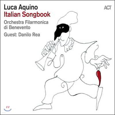 Luca Aquino (루카 아퀴노) - Italian Songbook [LP]