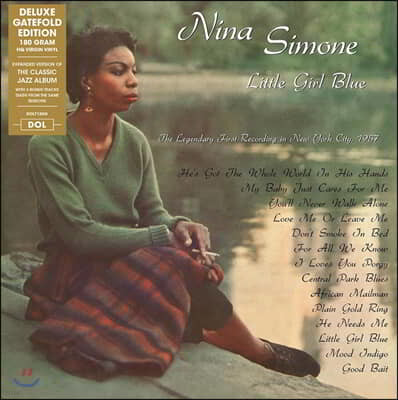 Nina Simone (니나 시몬) - Little Girl Blue [LP]