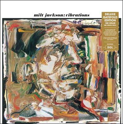 Milt Jackson (밀트 잭슨) - Vibrations [LP]