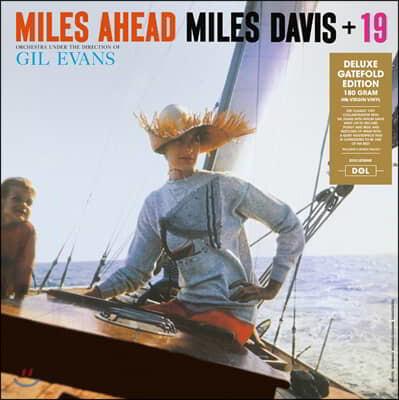 Miles Davis (마일즈 데이비스) - Miles Ahead [LP]