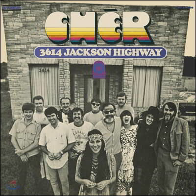 Cher (셰어) - 3614 Jackson Highway [2LP Expanded Edition]