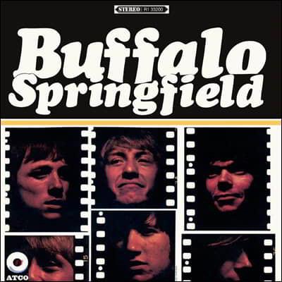 Buffalo Springfield (버팔로 스프링필드) - Buffalo Springfield [LP]