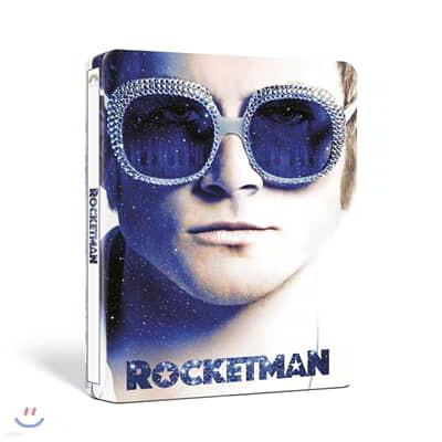 로켓맨 (1Disc 스틸북 한정수량) : 블루레이