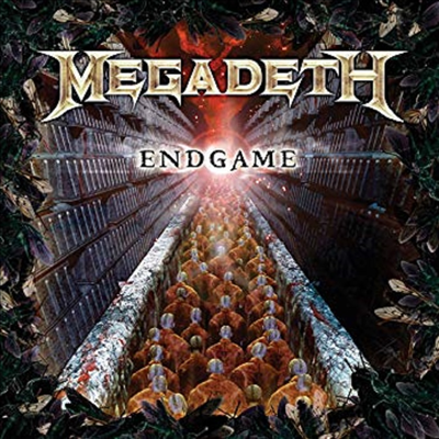 Megadeth - Endgame (2019 Remastered) (Digipack)