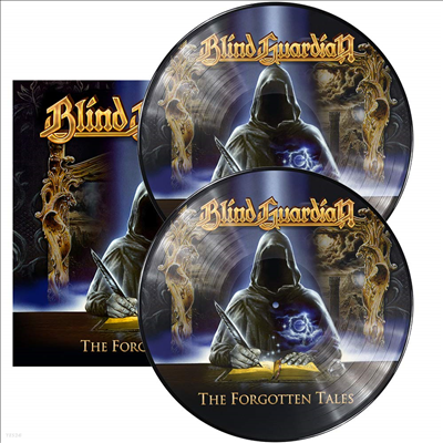 Blind Guardian - Forgotten Tales (Remastered)(Gatefold Picture 2LP)