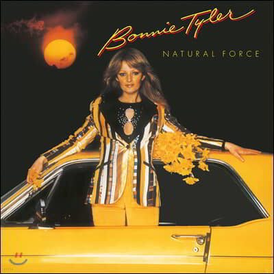 Bonnie Tyler - Natural Force 보니 타일러 2집 [LP]