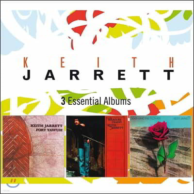 Keith Jarrett (키스 자렛) - 3 Essential Albums