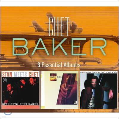 Chet Baker (쳇 베이커) - 3 Essential Albums