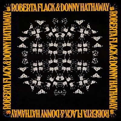 Roberta Flack & Donny Hathaway (로버타 플랙 & 도니 해서웨이) - Roberta Flack & Donny Hathaway [LP]