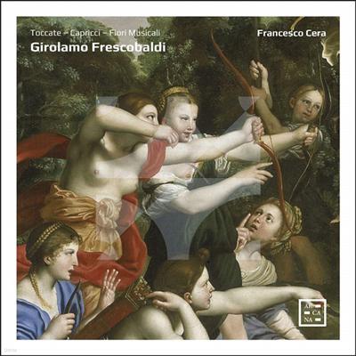 프레스코발디: 토카타, 카프리치 & 음악의 꽃 (Frescobaldi: Toccate, Capricci & Fiori Musicali) (7CD Boxset) - Francesco Cera