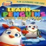 Learning With Penguins: Cool Creatures (러닝 위드 펭귄)(지역코드1)(한글무자막)(DVD)