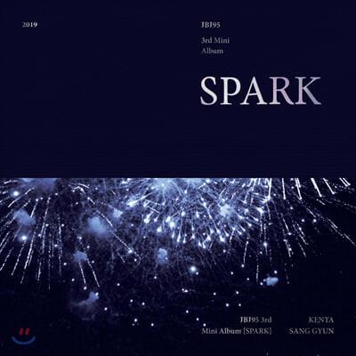 제이비제이95 (JBJ95) - 미니앨범 3집 : Spark [Chapter. 2 ver.]
