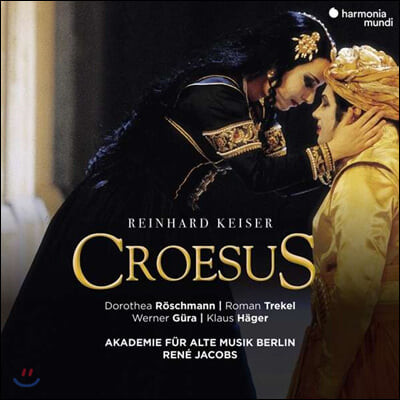 Rene Jacobs / 연광철 - 라인하르트 카이저: 오페라 '크로이수스' (Reinhard Keiser: Croesus)