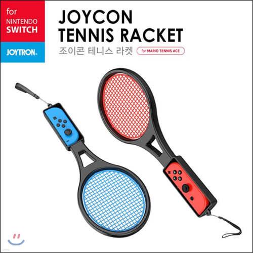 닌텐도 스위치 조이콘 테니스라켓 블랙