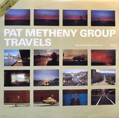 LP] Pat Metheny Group - Travels
