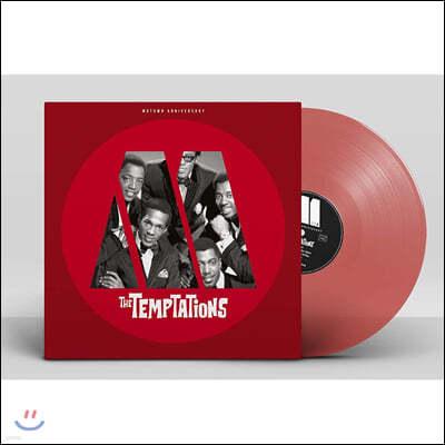 Temptations - Motown Anniversary 템테이션스 히트곡 모음집 [레드 컬러 LP]