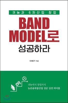 귀농과 6차산업 창업, Band Model로 성공하라