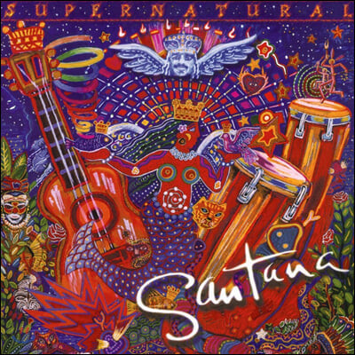 Santana (산타나) - Supernatural [2LP]