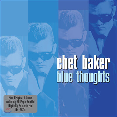 Chet Baker (쳇 베이커) - Blue Thoughts