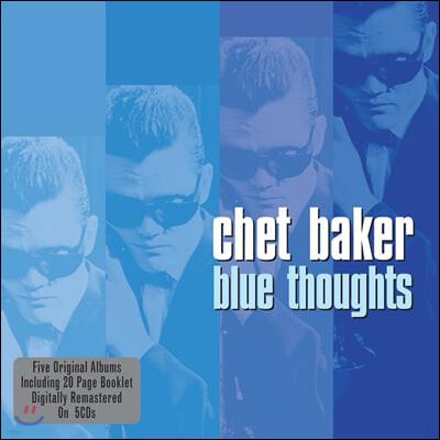 Chet Baker (쳇 베이커) - Blue Thoughts