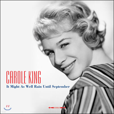 Carole King (캐롤 킹) - It Might As Well Rain Until September [LP]