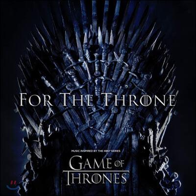 왕좌의 게임 시즌 8 드라마음악 (Game Of Thrones Season 8 OST 'For the Throne') [그레이 컬러 LP]
