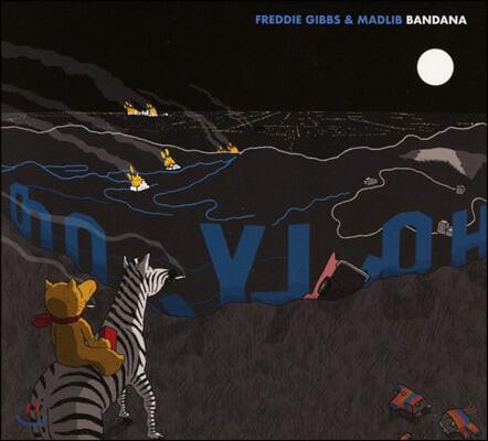 Freddie Gibbs & Madlib (프레디 깁스 앤 매드립) - 2집 Bandana