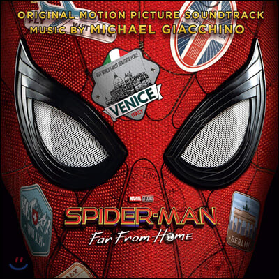 스파이더맨: 파 프롬 홈 영화음악 (Spider-Man: Far From Home OST by Michael Giacchino 마이클 지아치노)