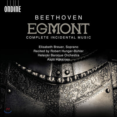 Elisabeth Breuer 베토벤: 에그몬트 전곡 (Beethoven: Egmont, Complete Incidental Music)