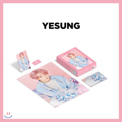 예성 (Yesung) - 퍼즐 패키지 [주문제작 한정판]