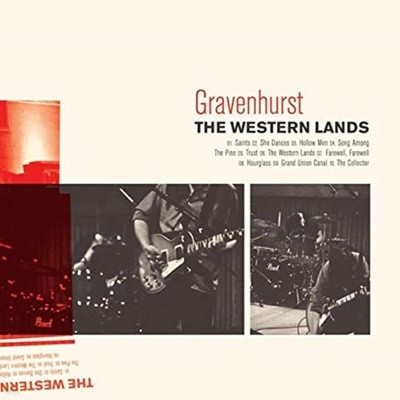 [중고 LP] Gravenhurst - The Western Lands (UK 수입)
