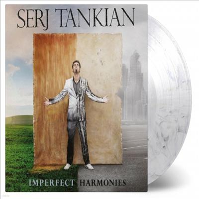 Serj Tankian - Imperfect Harmonies (Ltd Ed)(180G)(Transparent Marbled Vinyl)(LP)