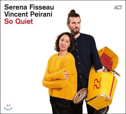 Serena Fisseau & Vincent Peirani (세레나 피소 & 뱅상 페이라니) - So Quiet
