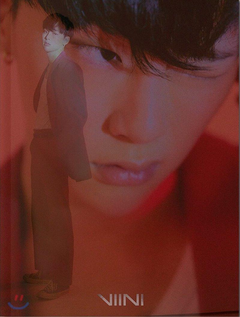 VIINI (권현빈) - 미니앨범 1집 - DIMENSION [OFF VER.]