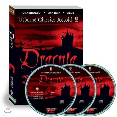 Usborne Classics Retold 미스터리편 : Dracula 드라큘라