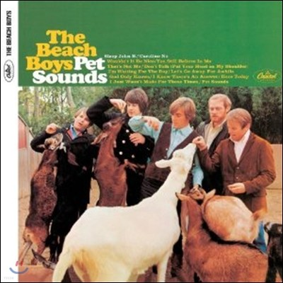 Beach Boys - Pet Sound (Mono & Stereo Remasters)
