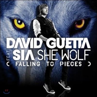 David Guetta (Feat. Sia) - She Wolf (Falling To Pieces)