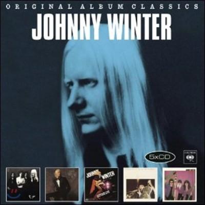 Johnny Winter - Original Album Classics Vol.2